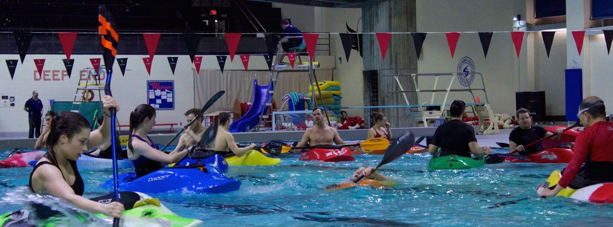 Volunteers Carleton University Kayak Club